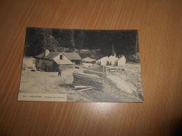 5547- CPA , SENONES , Scierie De Coichot - Senones