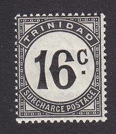 Trinidad And Tobago, Scott #J15, Mint Hinged, Postage Due, Issued 1947 - Trinidad & Tobago (...-1961)