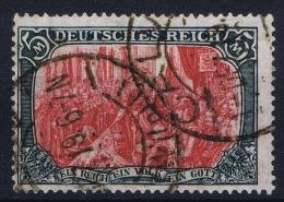 Deutsches Reich:  Mi Nr 97 A II   Used - Germania