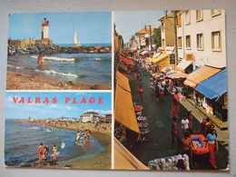 VALRAS PLAGE / LOT DE 11 CARTES / TOUTES LES PHOTOS - Francia