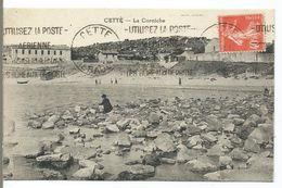 CETTE - SETE - La Corniche - Sete (Cette)