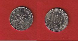 Gabon - 100 Francs 1975      -- Km # 13  -  état TTB + - Gabon