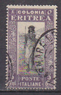 ACR0961 ERYTHREE COLONIE ITALIENNE Yv N°145 - Erythrée