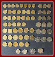 66 Pièces En Francs Différentes Entre 1960 Et 1999 BE - France
