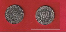 Tchad- 100 Francs 1985      -- Km # 3  -  état TTB - Ciad