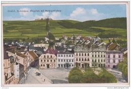 AK - GRULICH (Kraliky) - Panorama 1917 - Tchéquie