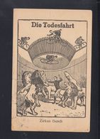 Dt. Reich PK Zirkus Busch 1920 Mangelhaft - Zirkus