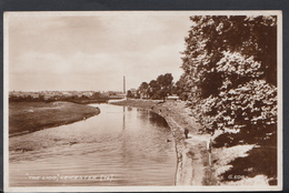 """Leicestershire Postcard - """"The Lido"""", Leicester   DC1365 - Leicester"""