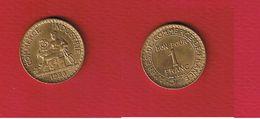 1 Franc 1923  -  état  SPL  -  Rare En L état - H. 1 Franc