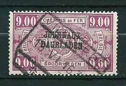 DA/JO 34 Gestempeld - Cote 18,00 - Periódicos