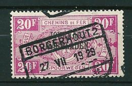 DA/JO 36 Gestempeld - Cote 16,00 - Zeitungsmarken