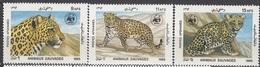 Afghanistan - WWF / LEOPARD 1985 MNH - Afghanistan