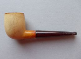 - Ancienne Pipe - Pipe En écume - - Meerschaum Pipes