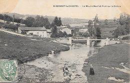 ST-BONNET-le-CHASTEL - ( 63 ) - Le Moulin-Neuf - Other Municipalities