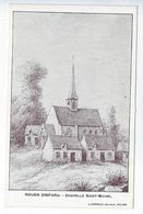 CPA Rouen Disparu Chapelle Saint Michel Girieud - Faroe Islands