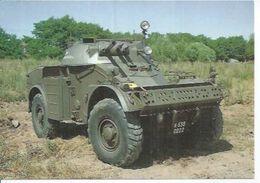 492234 - AUTOMITRAILLEUSE FRANCAISE AML 60 PANHARD - MORTIER DE 60mm - 1961 - Matériel