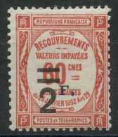 France (1926) Taxe N 54 (Luxe) - Taxes