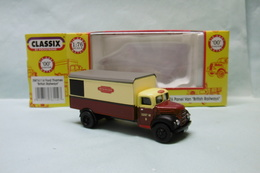 Classix - CAMION FORD THAMES ET6 Panel Van British Railways Réf. EM76114 BO OO 1/76 - Road Vehicles