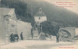 SARRANCE - N° 585 - LA FONTAINE MIRACULEUSE - Autres Communes