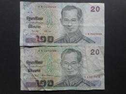 Thailand 20 Baht 2003 - Thailand