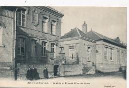 H39 - 80 - AILLY-SUR-SOMME - Somme - Mairie Et écoles Communales - France
