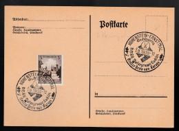 DR Postkarte Sonderstempel 1938 Hohenstein Ernstthal Ungelaufen K1515 - Poststempel - Freistempel
