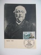Carte Maximum   1966   N°  1475 - Cartes-Maximum