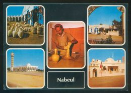 Túnez. Nabeul. *Vues De Nabeul* Ed. H. Ismail Nº HO 112. Nueva. - Túnez