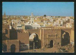 Túnez. Sfax. *La Médina* Ed. Tanit Nº 110. Circulada 1984. - Túnez
