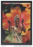 TRINITE ET TOBAGO BLOC 47** SUR MISS UNIVERS 1998 - Trinité & Tobago (1962-...)