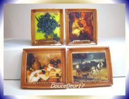 Galerie Des Rois .. 4 Fèves ... Ref AFF : 64-1997 ...(pan 0023) - Other