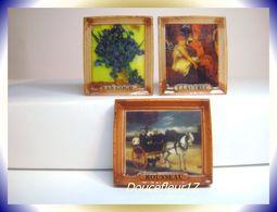 Galerie Des Rois .. 3 Fèves ... Ref AFF : 64-1997 ...(pan 0023) - Other