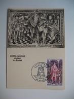 Carte Maximum   1966   N°  1497 - Cartes-Maximum
