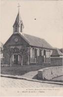 Bm - Cpa VELIZY - L'Eglise - Velizy