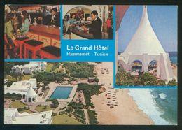 Túnez. Hammamet. *Le Grand L'Hôtel* Ed. Carthage. Circulada 1978. - Túnez