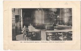 *** 36  *** CHATEAUROUX  Préfecture Salle Du Conseil  Neuve Echancrure - Chateauroux