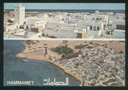 Túnez. Hammamet. *La Médina* Ed. Tanit Nº 340. Nueva. - Túnez
