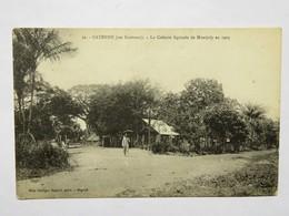 C.P.A. GUYANE : CAYENNE, La Colonie Agricole De MONTJOLY En 1903, Animé - Cayenne