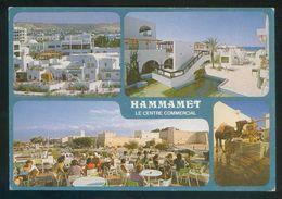 Túnez. Hammamet. *Le Centre Commercial* Ed. Tanit Nº 519. Nueva. - Túnez