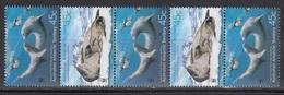 AAT - WWF / SEALS 2001 MNH - Australian Antarctic Territory (AAT)