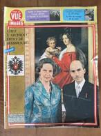 Point De Vue - Images Du Monde N°1497 Du 01/04/1977 - Sophie & Juan Carlos - Chez L'archiduc Otto De Hasbourg - 34 Pages - 1950 à Nos Jours