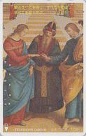 Télécarte Japon / 290-10047 - Série PEINTURE RELIGIEUSE N° 20 - VIERGE MADONE - RELIGION Japan Painting Phonecard  1743 - Pittura