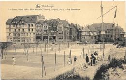 Duinbergen NA34: Les Tennis, Hôtel Smets, Villas Marcelle, Edouard, Léopold, Maria, Les Alouettes - Heist