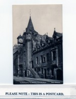 Postcard - Canongate Tolbooth -  Edinburgh (1907) - VG - Postcards