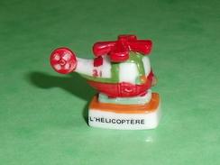 Fèves / Sports : L'hélicoptère    T16 - Sports