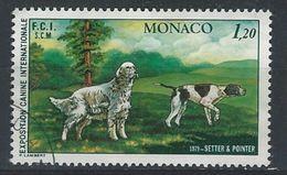 RR-/-255-. N° 1208,  OBL.,  COTE 4.00 € ,  A SAISIR  , Liquidation - Monaco