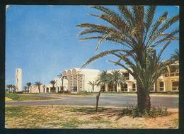 Túnez. Monastir. *Le Skanés Palace* Ed. H. Ismail. Circulada 1968. - Túnez