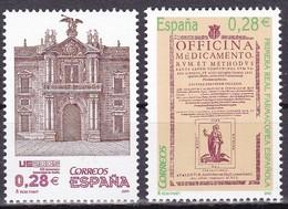 2005, Spanien, 4027/28 UNI Sevilla/Spanische Pharmakopöe. MNH ** - 2001-10 Nuovi