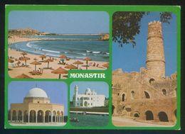 Túnez. Monastir. Ed. Tanit Nº 240. Nueva. - Túnez