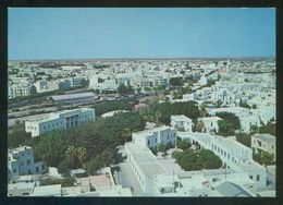 Túnez. Sousse. *Vue Générale* Ed. Chamam Nº C 168. Nueva. - Túnez